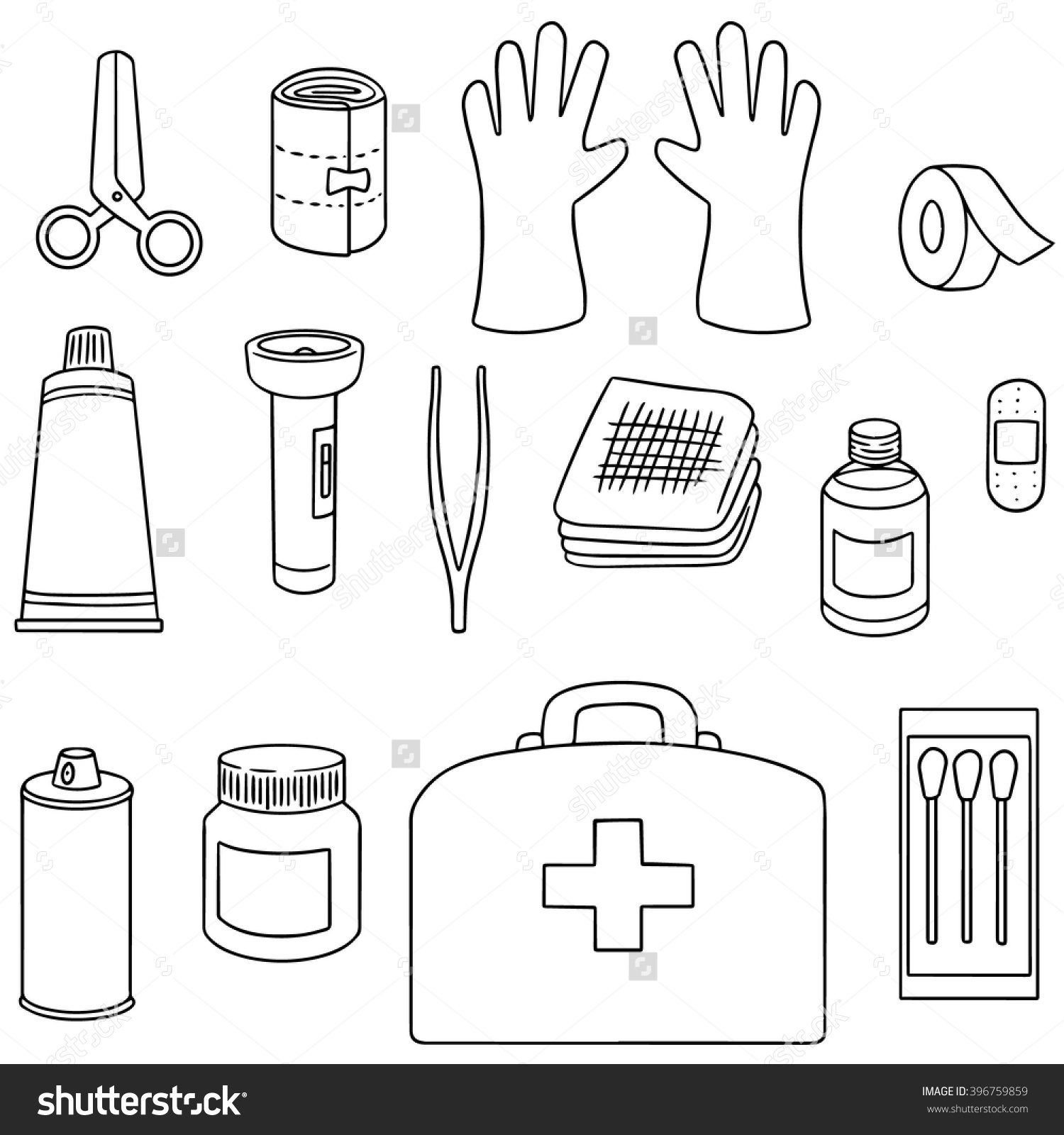 First Aid Drawing at GetDrawings.com