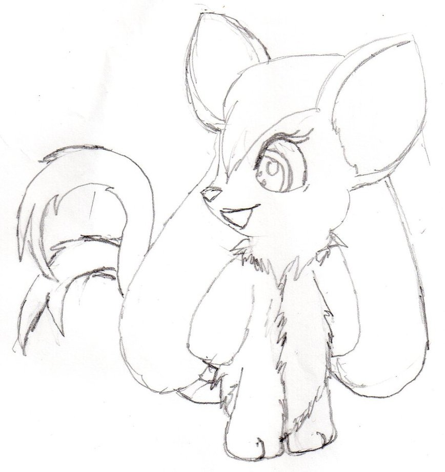 868x920 My First Teddy Animal Drawing By Ritalabella