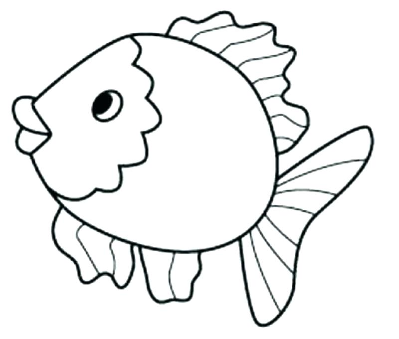 fish drawing for kids at getdrawings com free for personal use