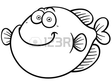 450x338 Ideas Collection Fish Drawing Outline About Format Layout