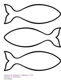 236x312 Easy Long Fish Drawings Fish Outline 3 Clip Art 4 H Projects