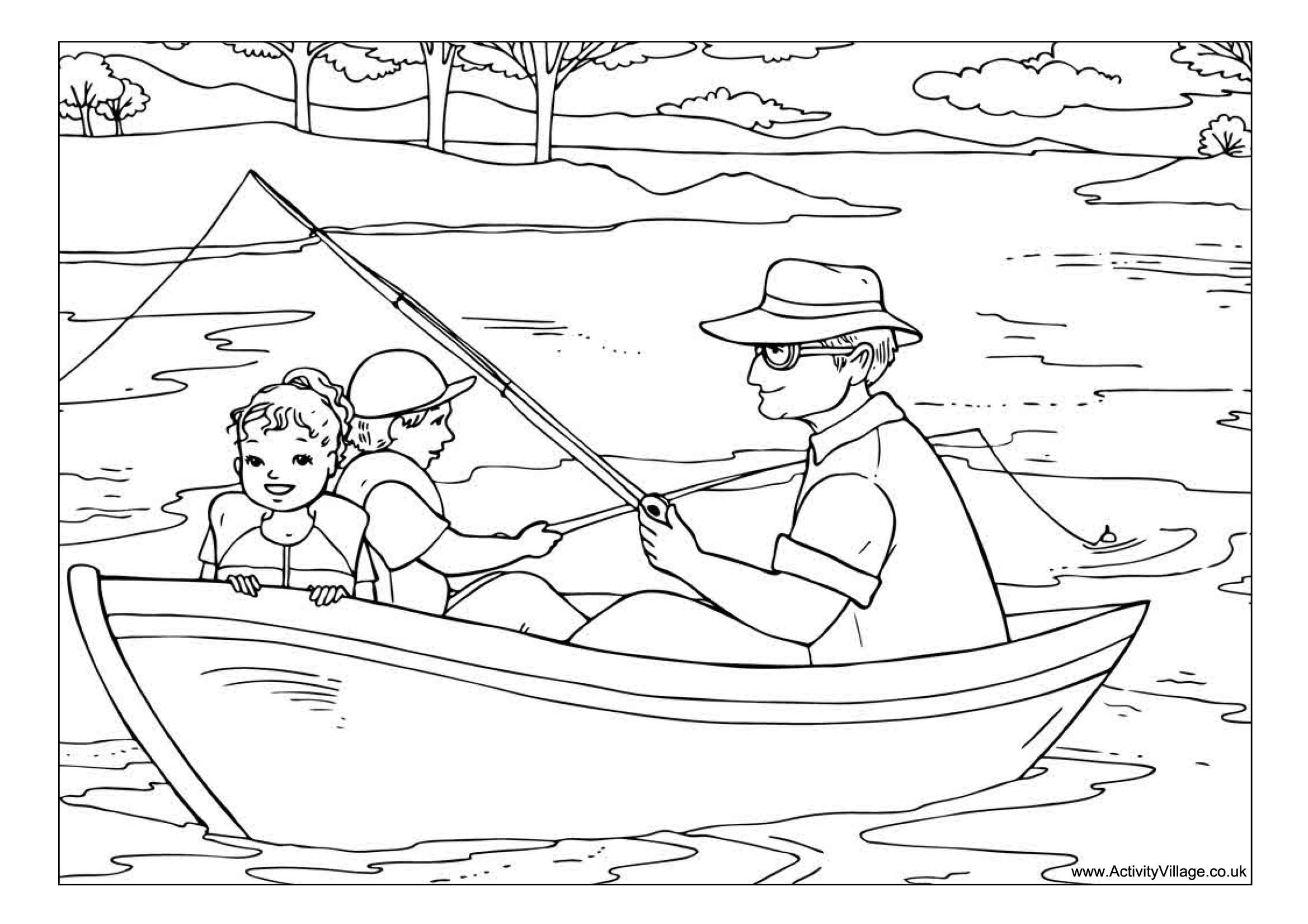 2338x1653 Fisherman