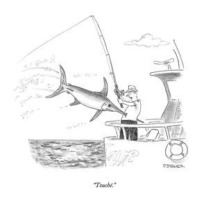294x300 Fisherman Drawings Fine Art America