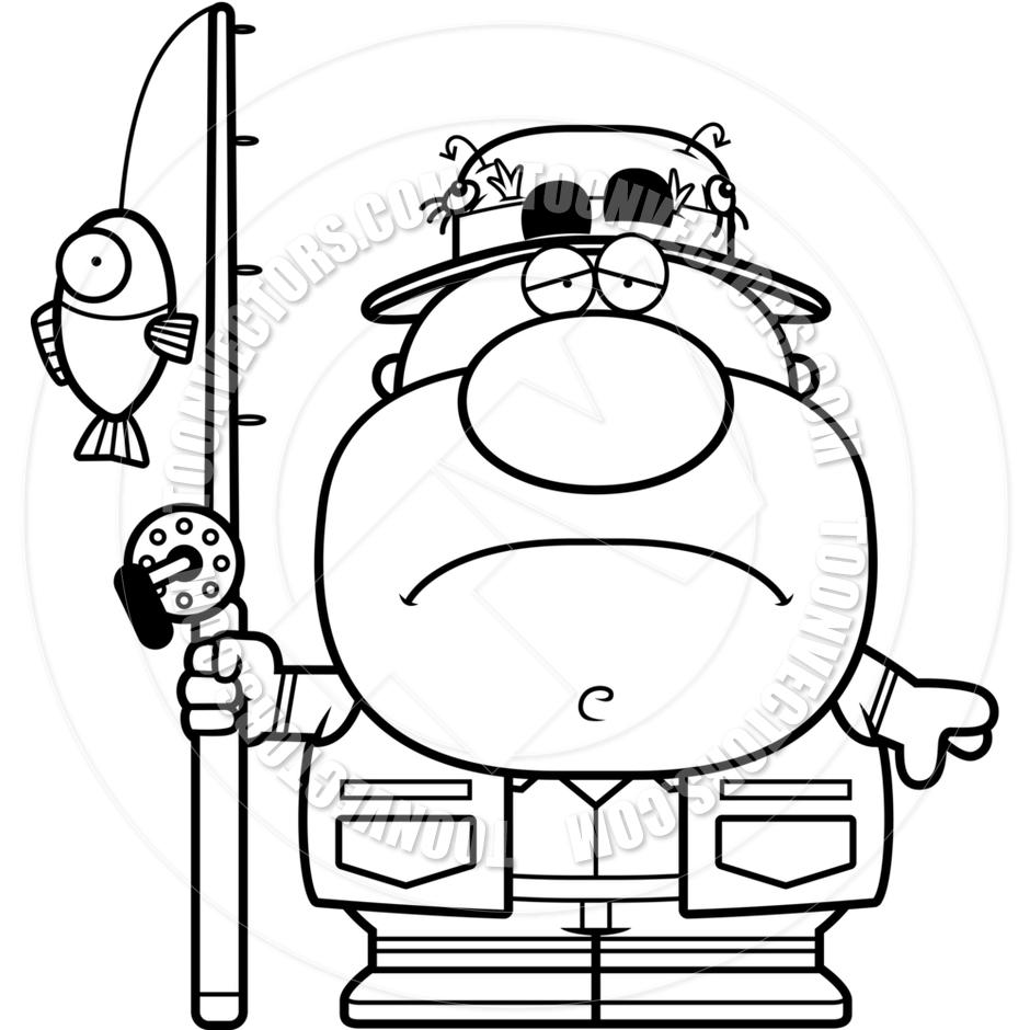 940x940 Sad Clipart Fisherman