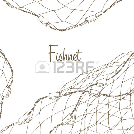 450x450 2,787 Fishing Net Stock Illustrations, Cliparts And Royalty Free