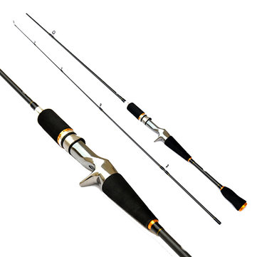 361x361 Leo 1.8m 2.1m Lure Carbon Casting Fishing Rod Travel Sea Fishing
