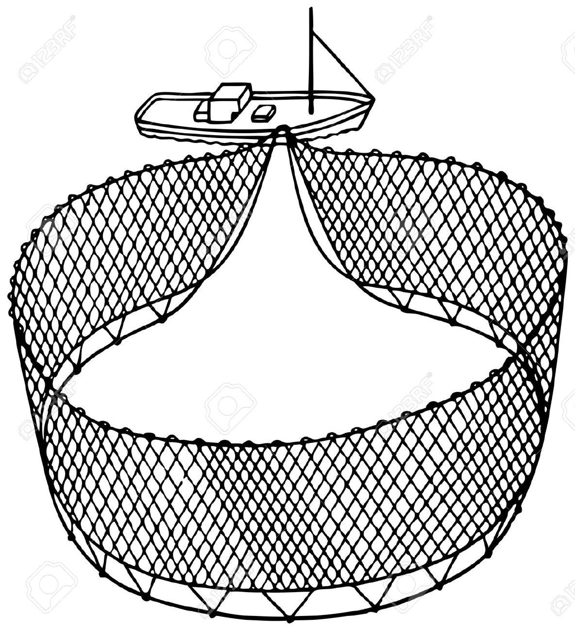 1184x1300 Fishing Net Clipart Black And White Letters Format