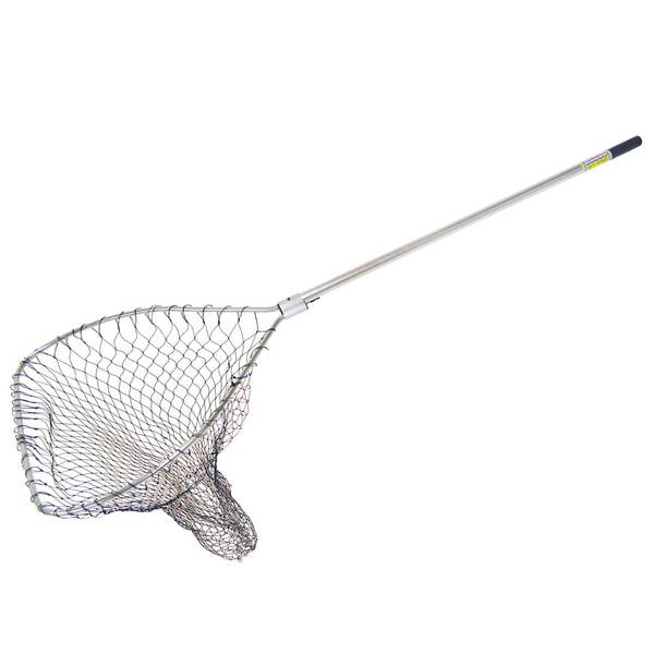 600x600 Ed Cumings Salmon, Catfish Amp Striper Landing Net West Marine