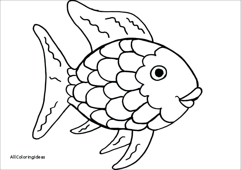 945x668 Fishing Pole Coloring Page Printable Fish Coloring Pages For Kids