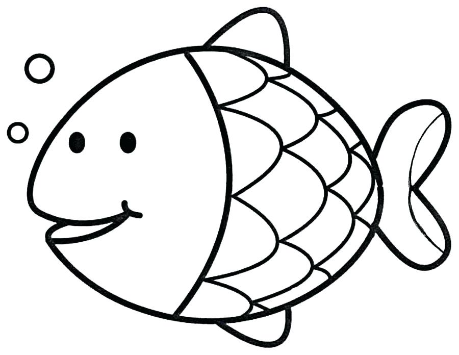 900x696 Color Pages Of Fish Adult Coloring Pages Fish 1 Coloring Pages