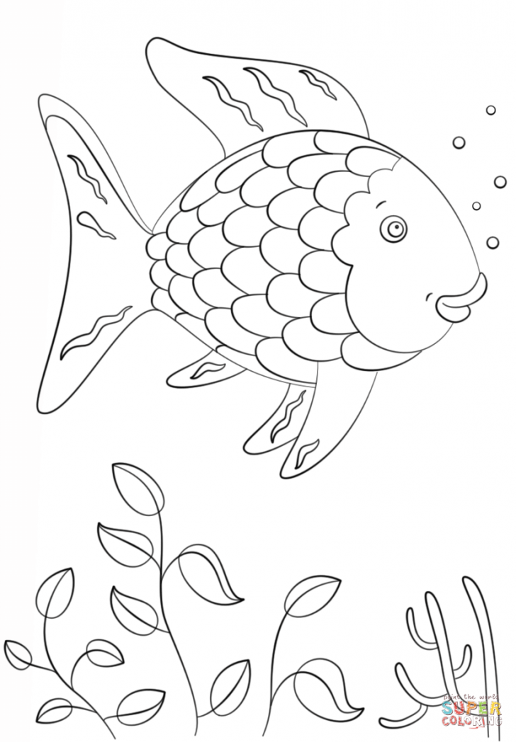 728x1048 Boy Coloring Sheet Boy With A Fishing Rod. 1 Colouring Pages