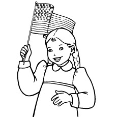 230x230 Top 35 Free Printable 4th Of July Coloring Pages Online