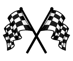 300x250 Checkered Flag Tattoos