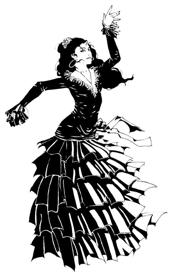 600x958 Flamenco By Zalib