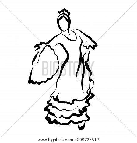 450x470 Flamenco Images, Illustrations, Vectors