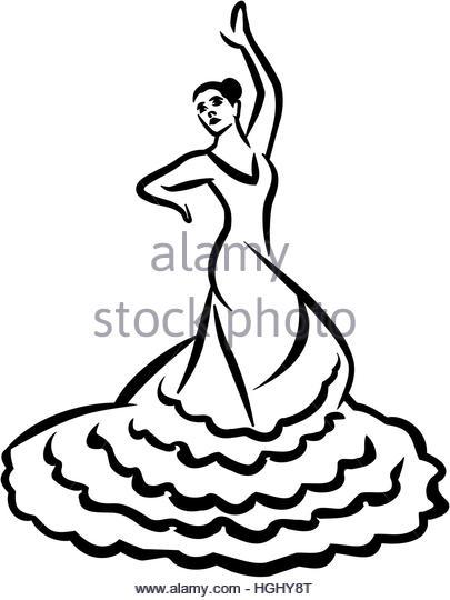 405x540 Female Flamenco Dancer Stock Photos Amp Female Flamenco Dancer Stock