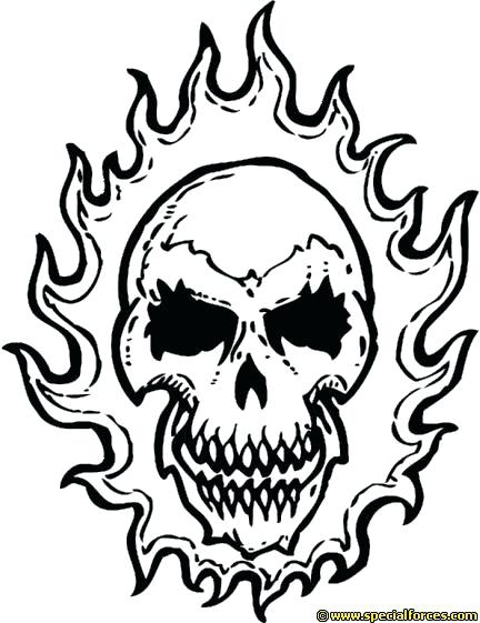 432x561 December Club On Coloring Pages Skull Guns And Roses