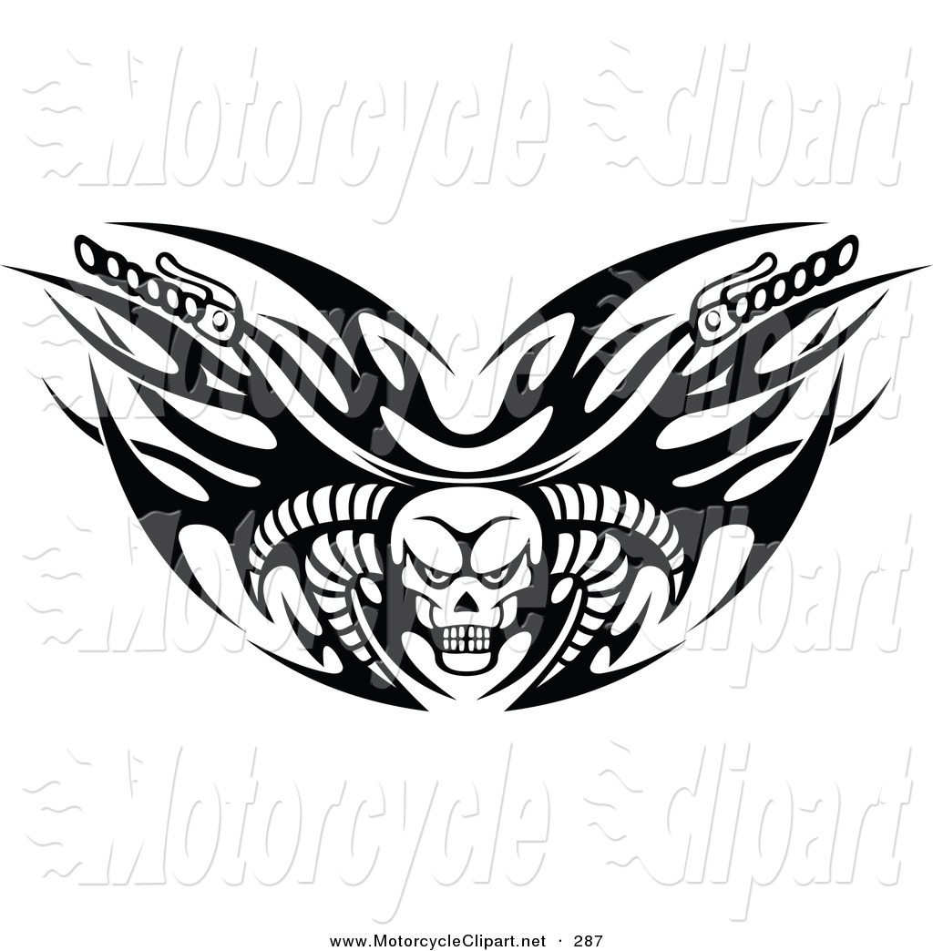 1024x1044 Skull And Flames Clipart