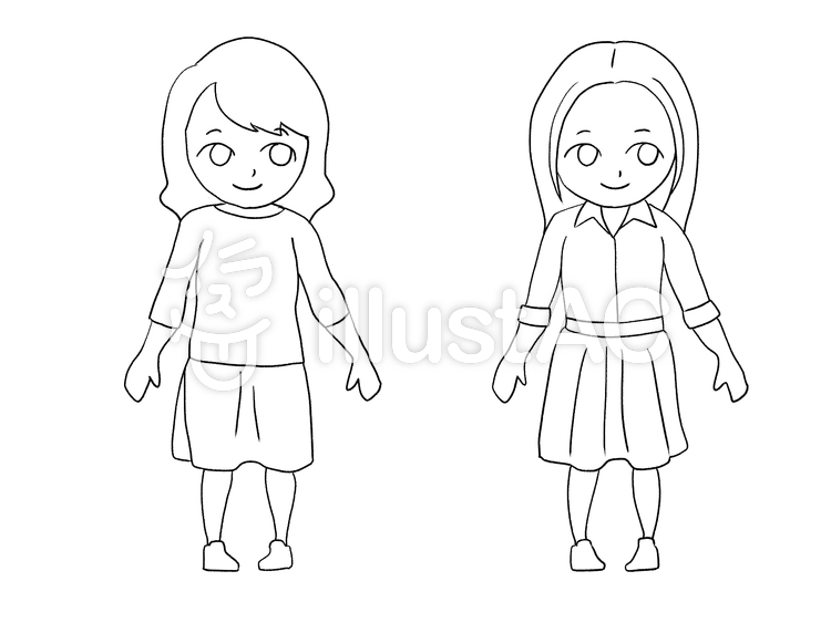 750x563 Free Cliparts Female, Line Drawing, Skirt