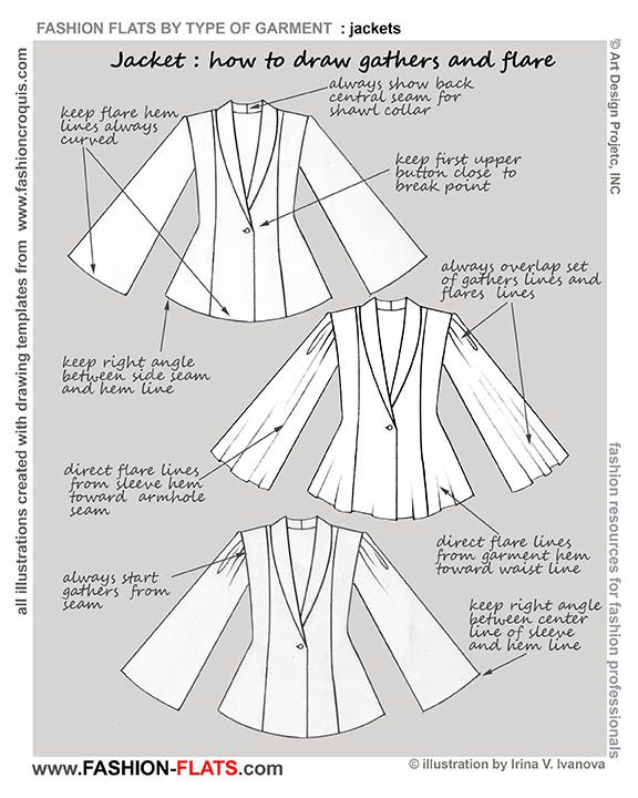 576x720 Jacket Gathers Flare Sewing Blazers,jackets,coats,suits