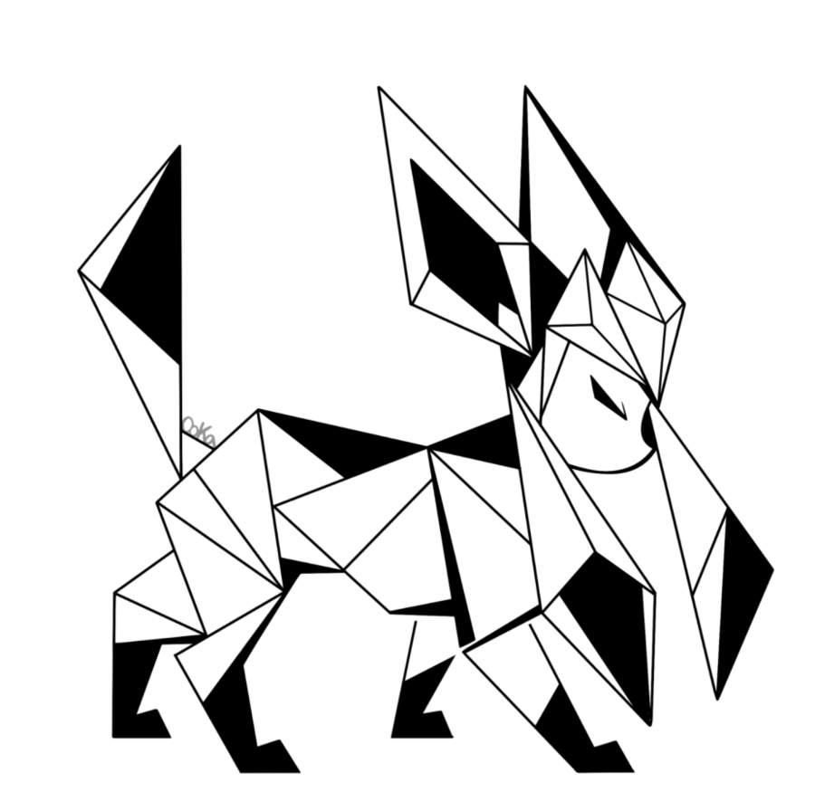 Flareon Drawing at GetDrawings.com | Free for personal use Flareon ...