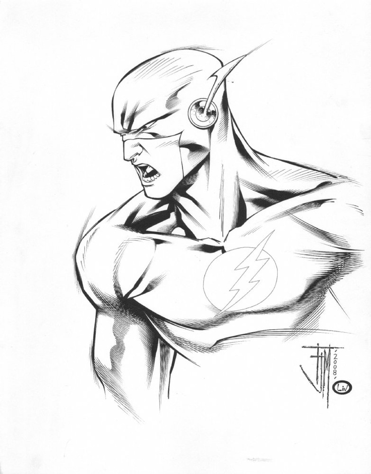 Flash Drawing