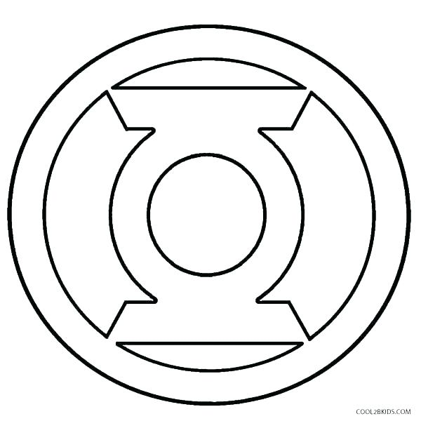 600x600 Flash Logo Coloring Pages Plus Free Download Superman Logo
