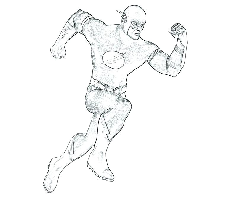 800x667 Reverse Flash Coloring Pages Free Logo L View Larger Character