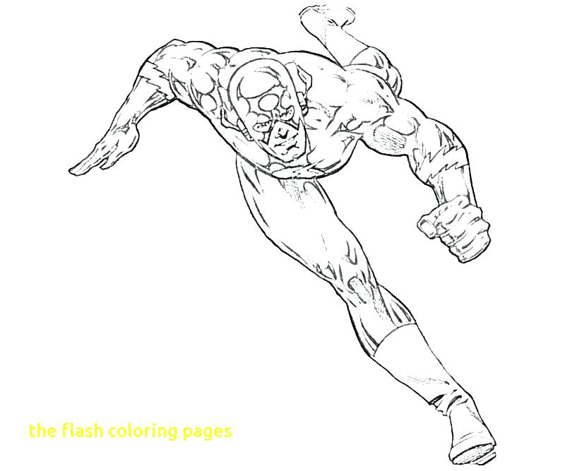 Flash Superhero Drawing At Getdrawings Free Download