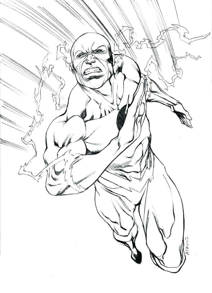 742x1024 amazing flash superhero coloring pages fee super hero sheet