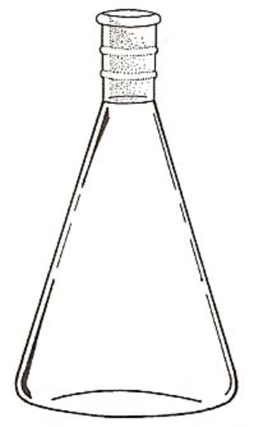 357x600 Erlenmeyer Flask Free Images