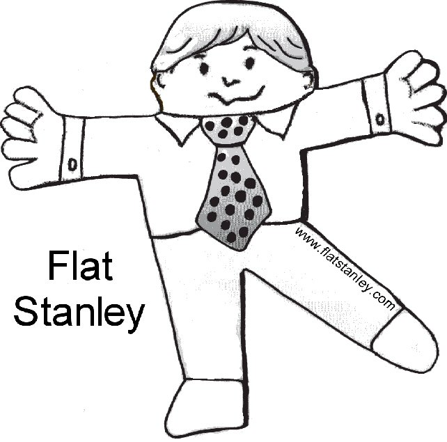 642x635 Flat Stanley And Science Science Cheerleader