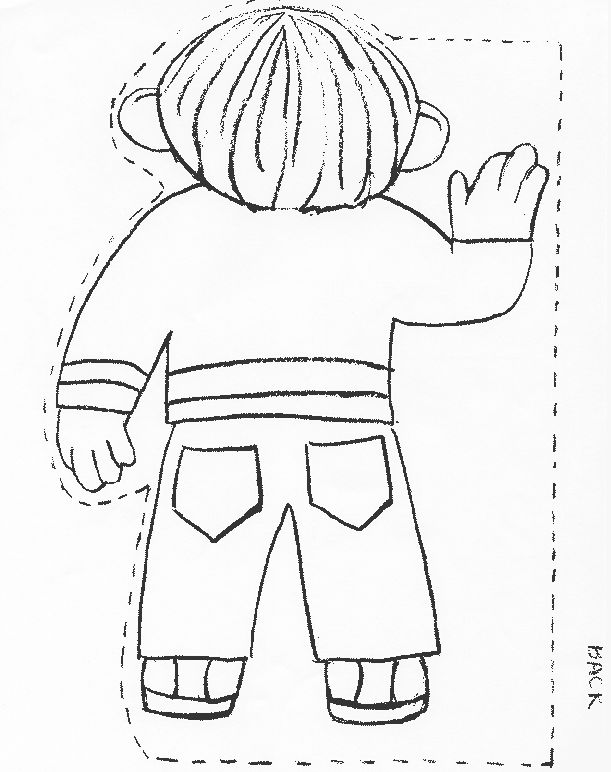 Flat Stanley Drawing at GetDrawingscom Free for personal use Flat