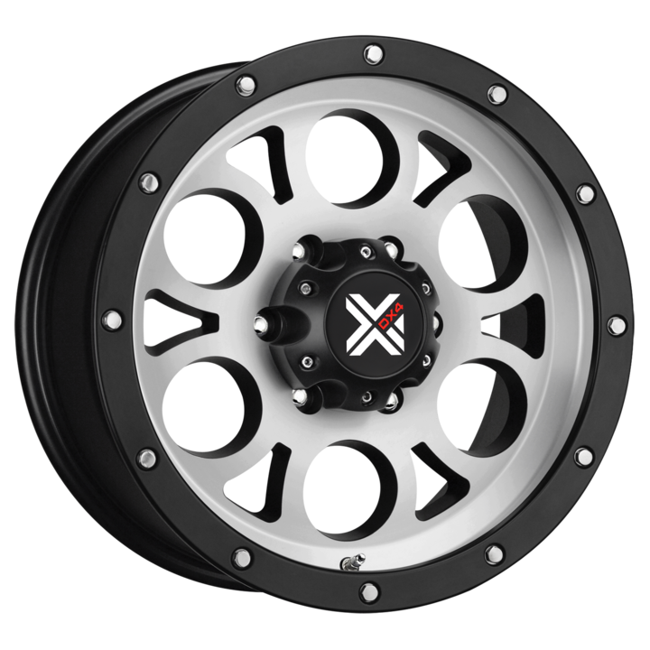 720x720 Dx4 Tuff Wheels Modular Truck Machined Wheels Discount Tire
