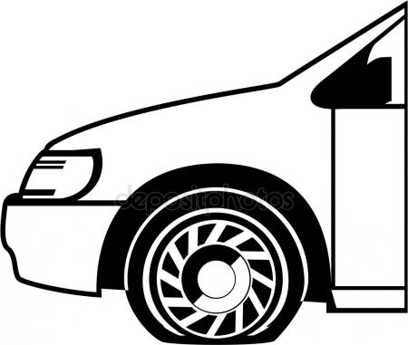 450x381 Flat Tire Stock Vectors, Royalty Free Flat Tire Illustrations