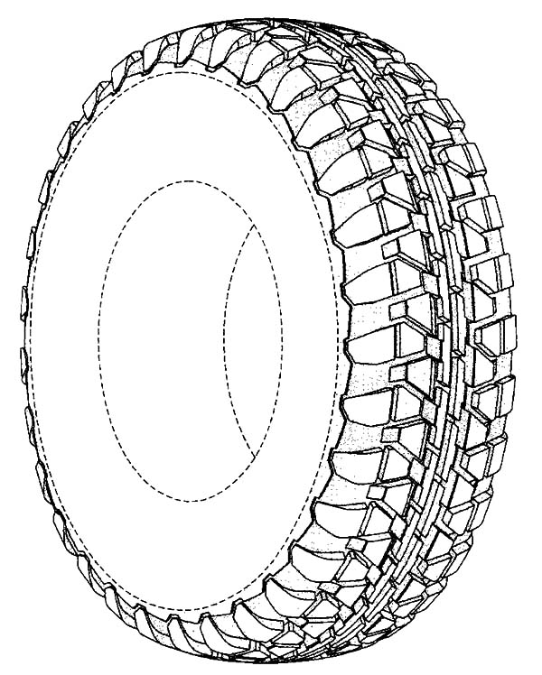 600x748 Tire Coloring Pages