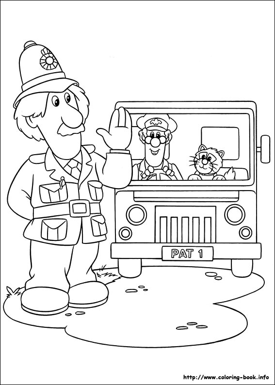 567x794 Flatbed Truck Coloring Pages