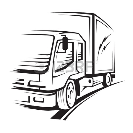 450x450 Truck Royalty Free Cliparts, Vectors, And Stock Illustration