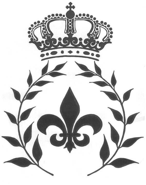fleur de lis drawing at getdrawings com free for personal use