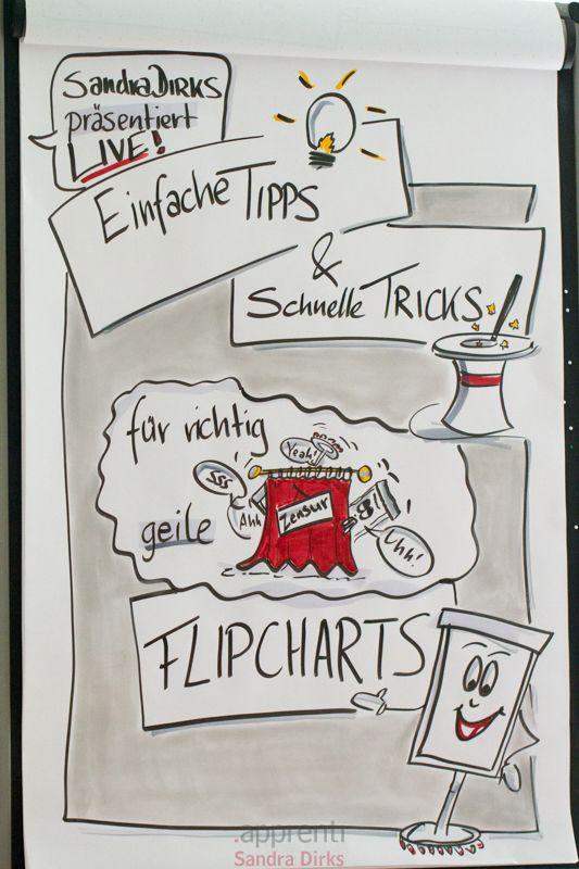 Flip Chart Drawing