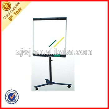 350x350 Advertising Movable Whiteboard Flip Chart Drawing Easels