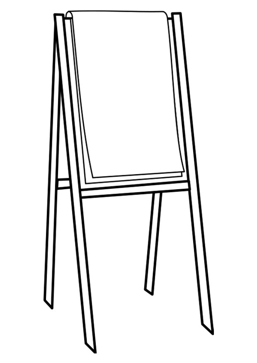 531x750 Coloring Page Flip Chart