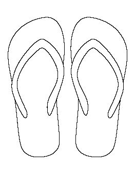 Flip Flop Drawing