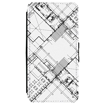 425x425 Image Of Architecture Blueprint Drawing Of A Building