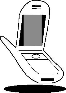 213x299 Cellphone Clip Art