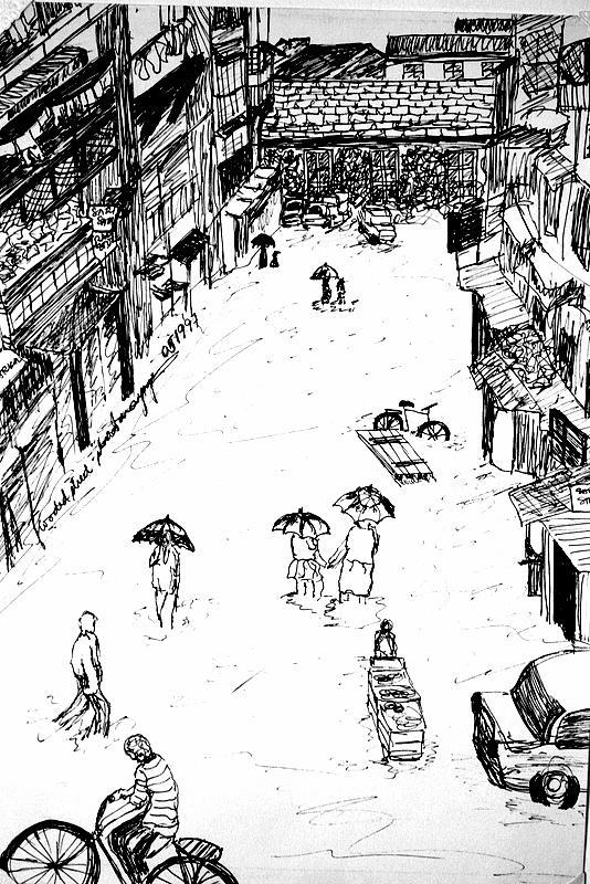 534x800 Drawing By Ilma Barayuga Doherty