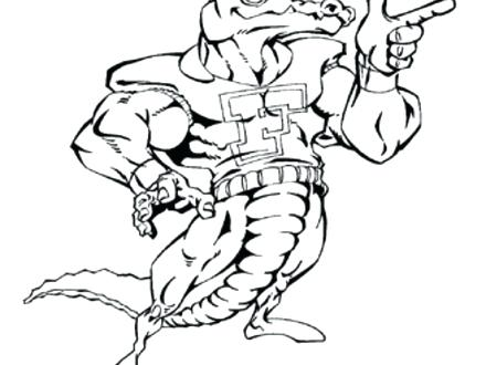 440x330 Florida Gators Coloring Pages How To Draw Coloring Pages Be Gator