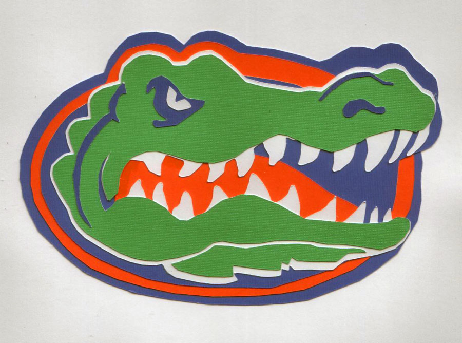 900x668 Florida Gators Freebie Ai,gsd,dxf,scut,svg,wpc,knk Digital