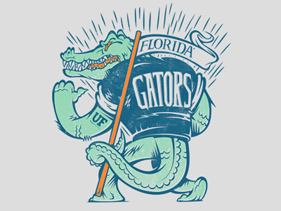 400x300 Florida Gators By Anthony Sekyere