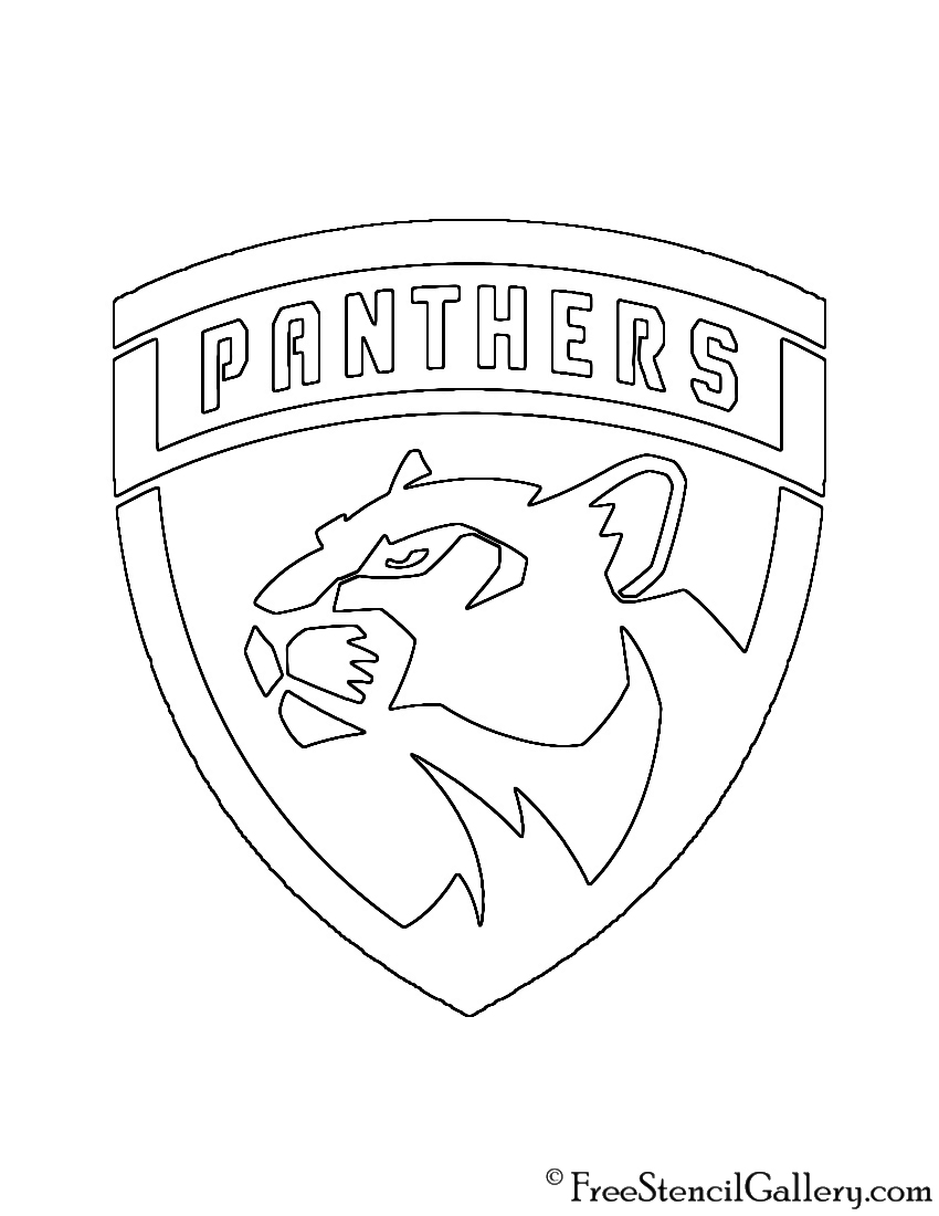 Florida Panther Coloring Pages - Bltidm